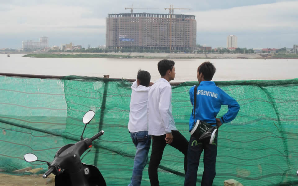Phnom Penh -A city re-emerging, but is this development good