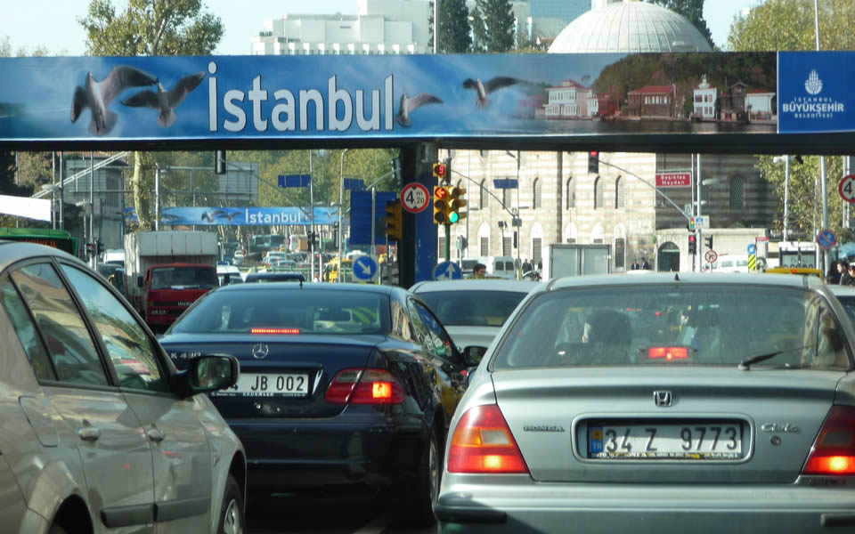Istanbul - A great city, and great traffic jams