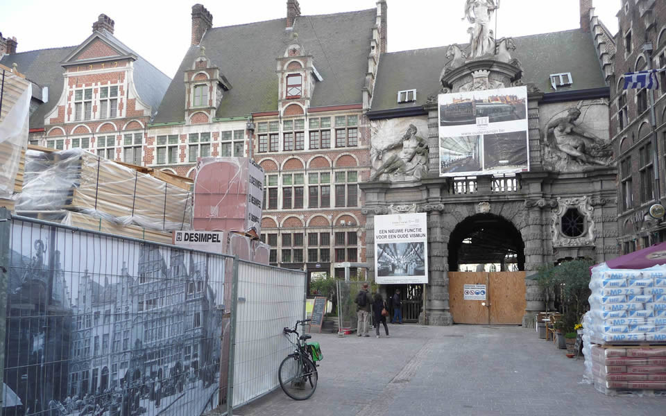 Ghent - Creating the new from the old
