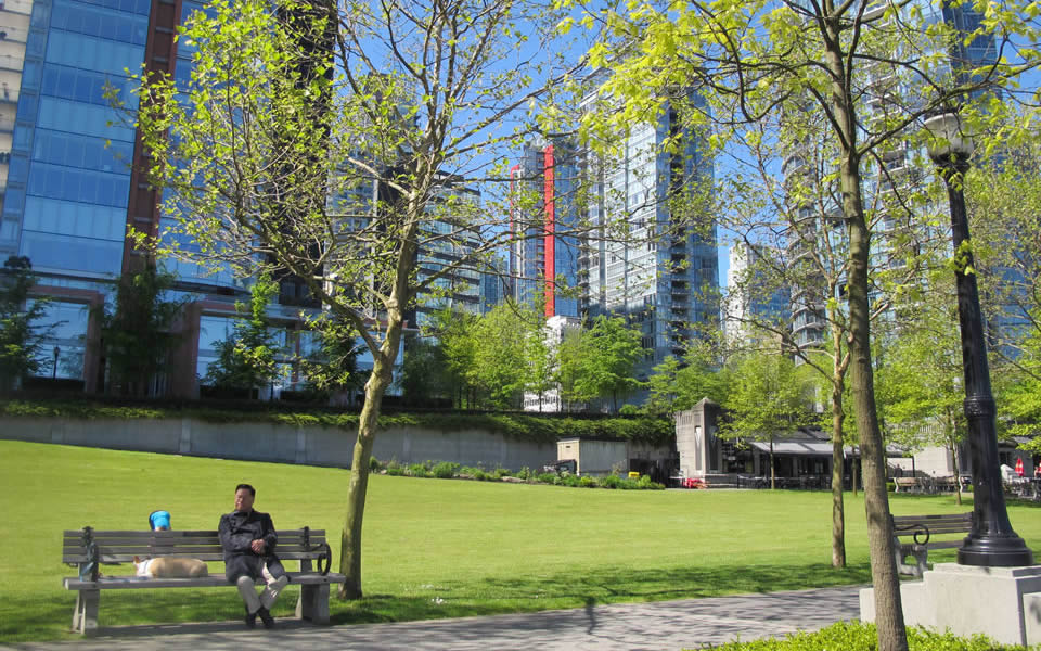 Vancouver - Renowed for its good planning