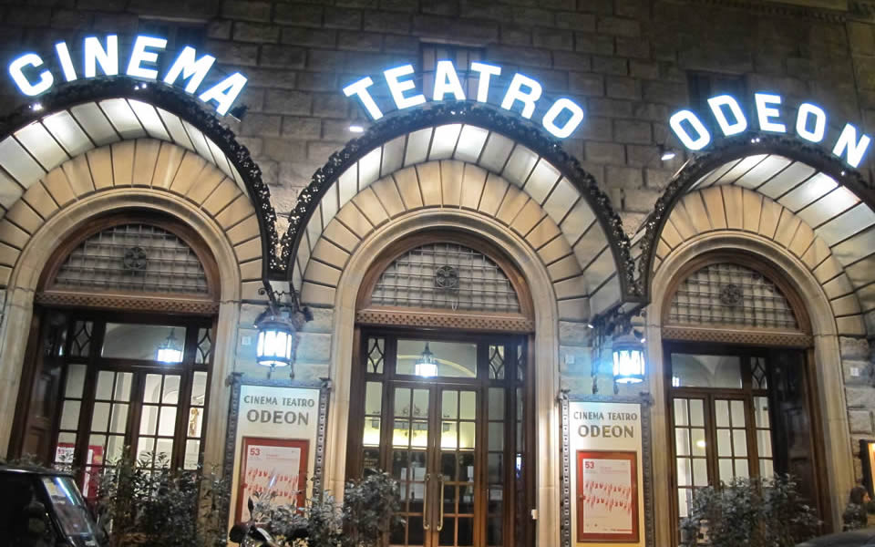 Florence - Traditonal cinema & events venue