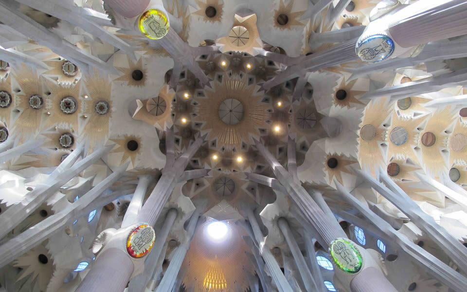 Barcelona - Gaudi & the Sagrada Famiglia, a spiritual experience