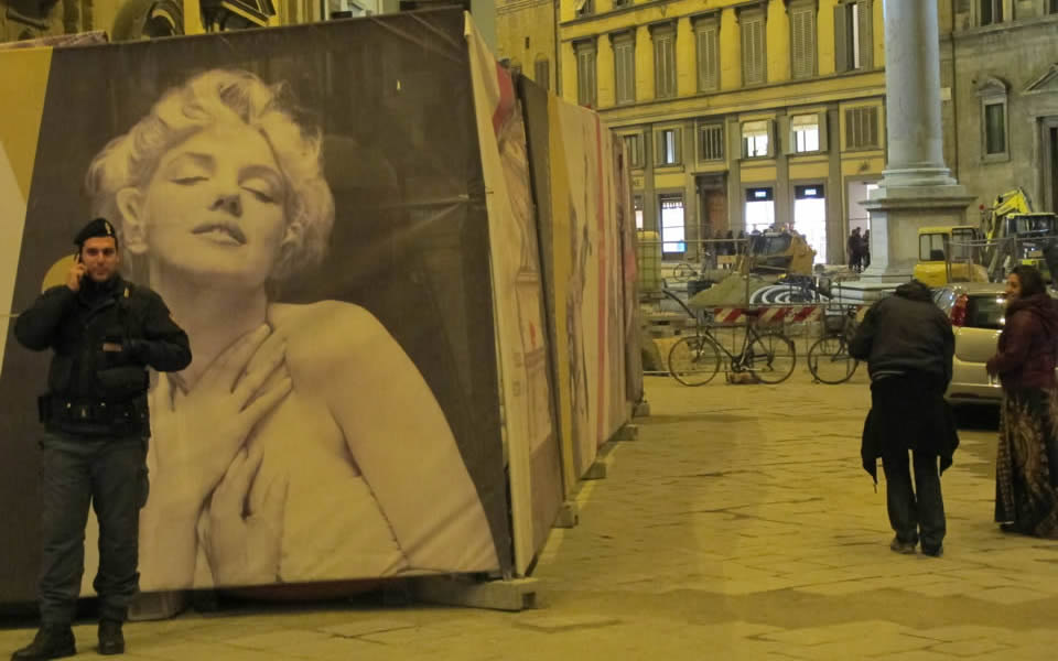 Florence - The gifted Marilyn Monroe retrospective