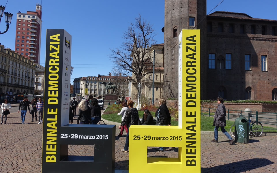 Torino - A new type of biennale
