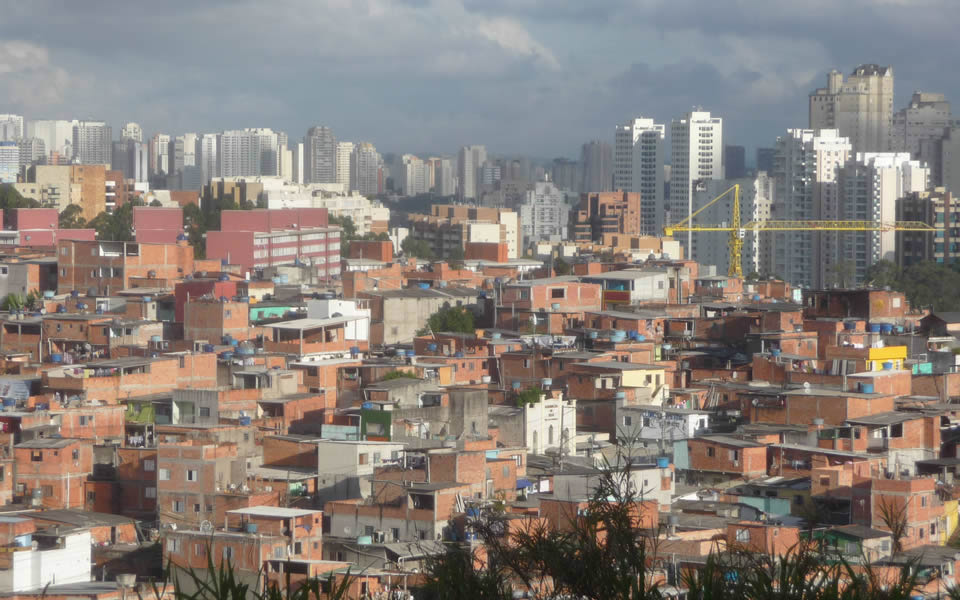 Sao Paolo - the new planning must address the quality of life in favelas
