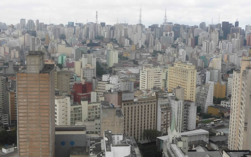 Sao Paolo - A closer look