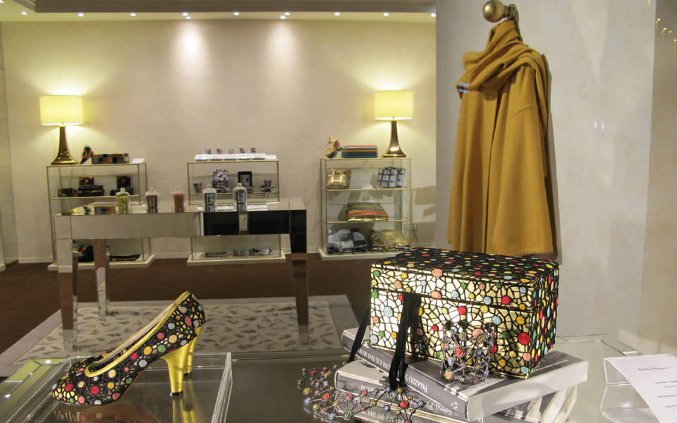 Florence - From local artisan centre to  global brand hub, here Ferragamo