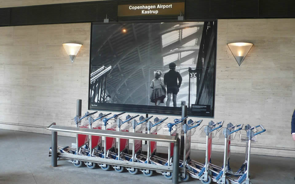 Copenhagen - Adding quality to the airport railway station