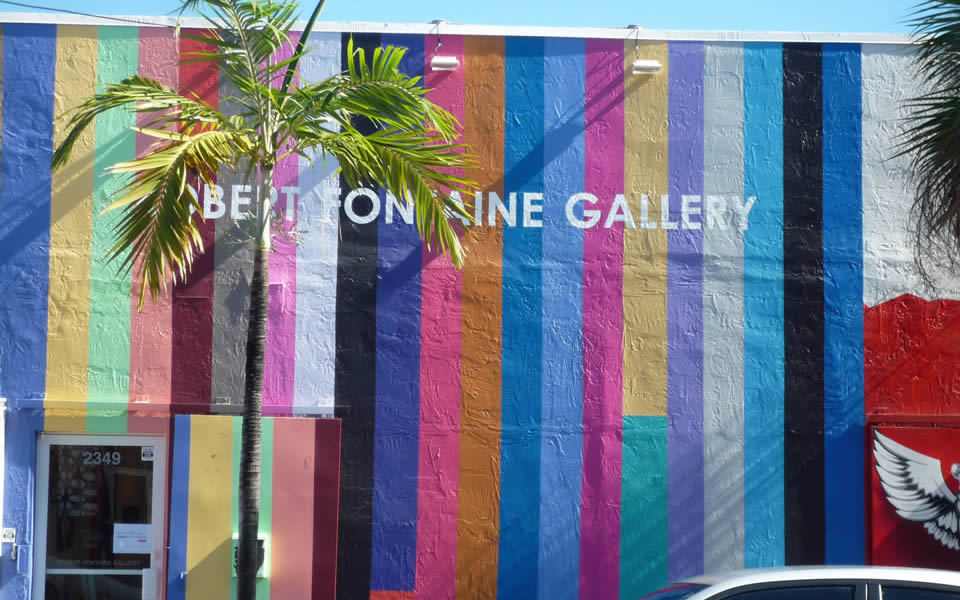 Miami - Wynwood, art and poverty side by side