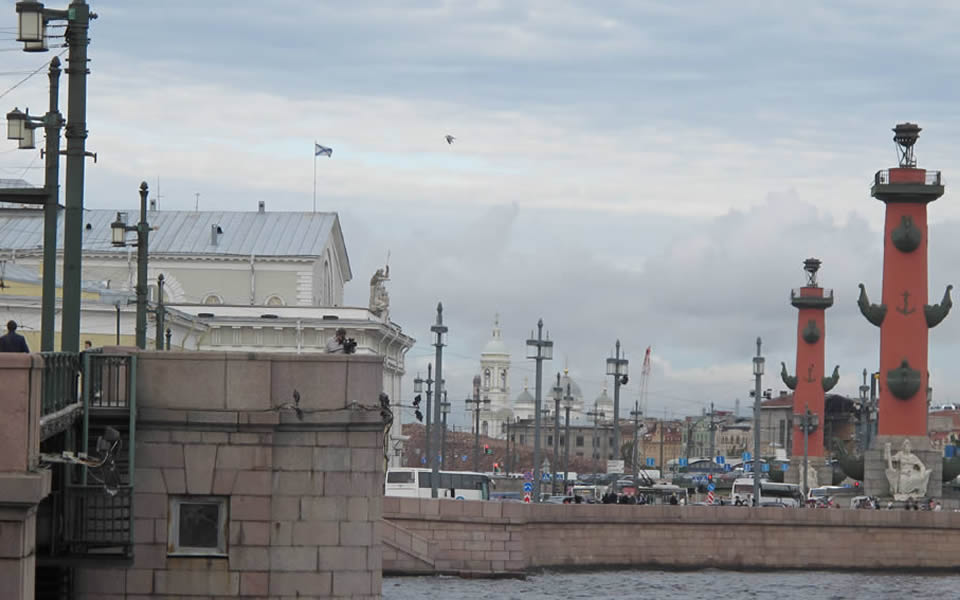 St. Petersburg - A classic imperial design