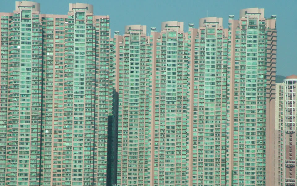 Hong Kong - Does very dense living encourage creativity