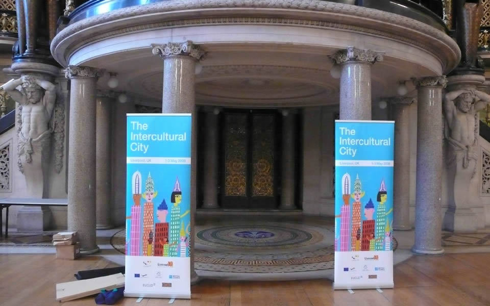 Liverpool - Major European Capital event on intercultural cities