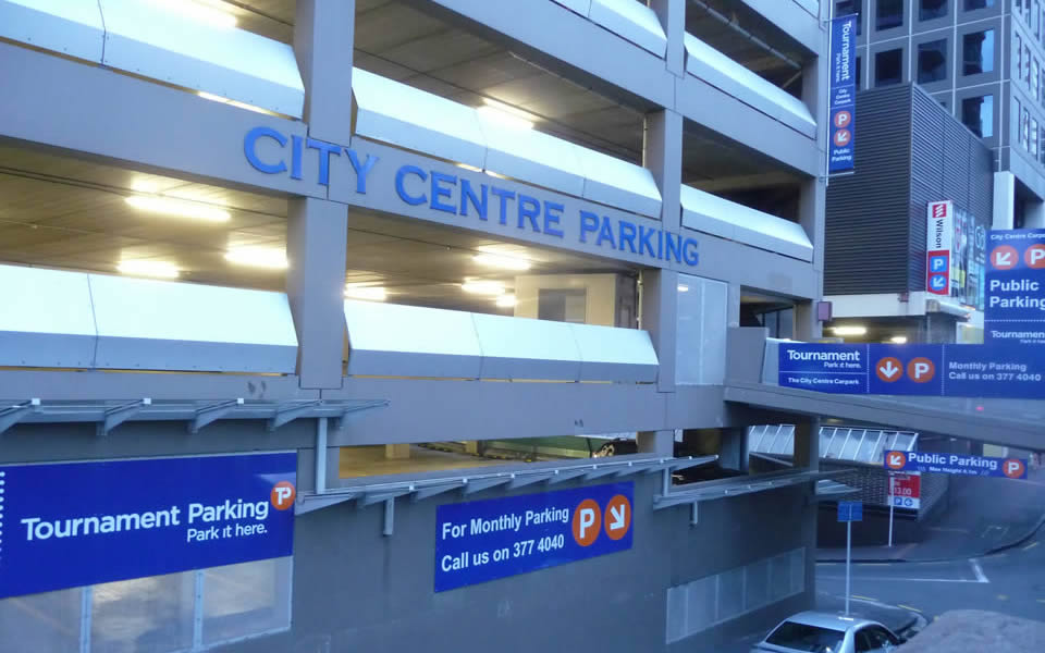 Auckland For the love of car parking