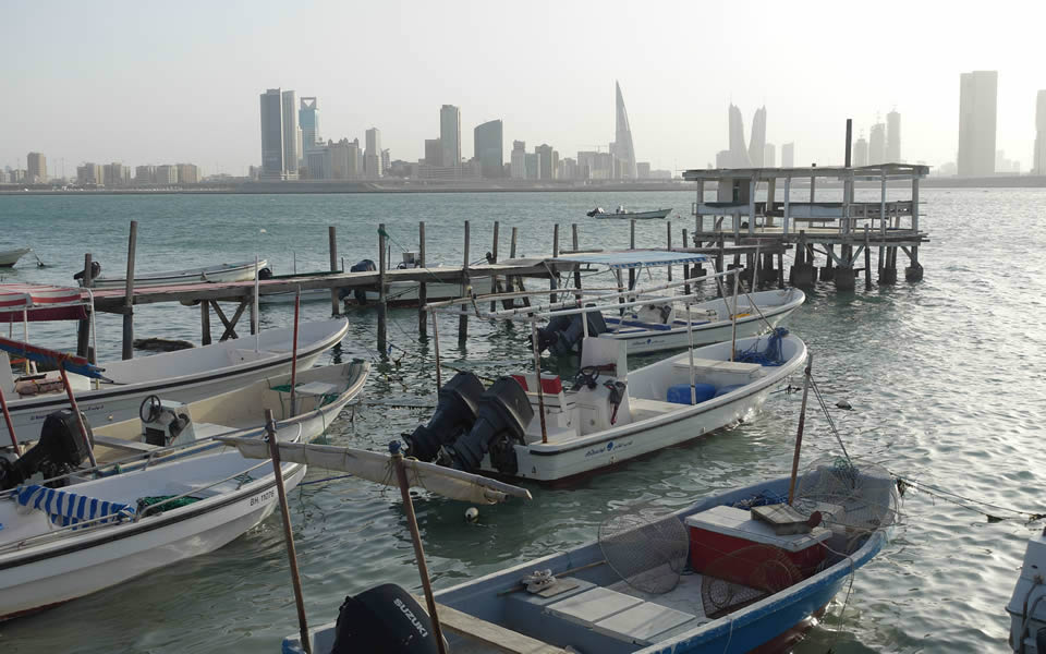 Bahrain - how can the old and new work together