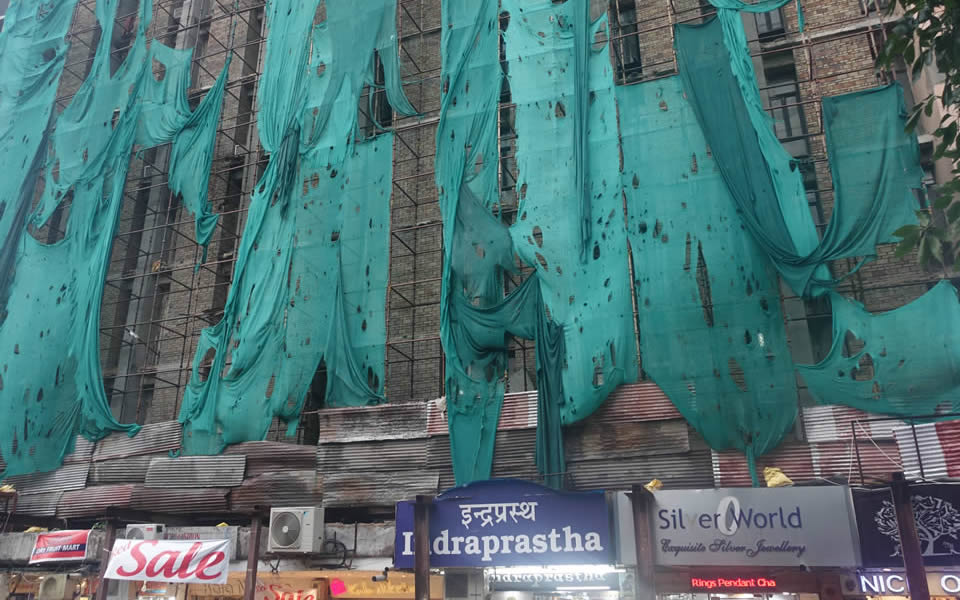 Delhi - can the infrastructure survive (